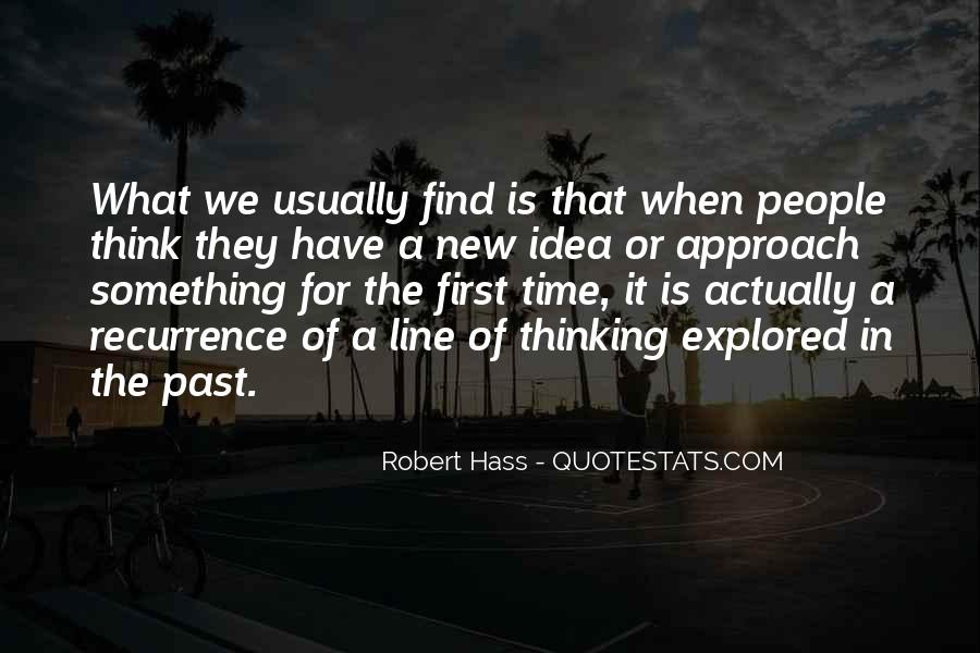Robert Hass Quotes #1682394