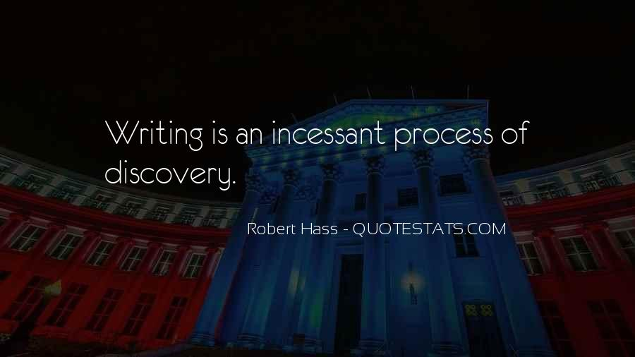Robert Hass Quotes #401102