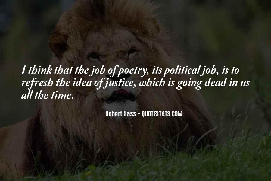 Robert Hass Quotes #75190