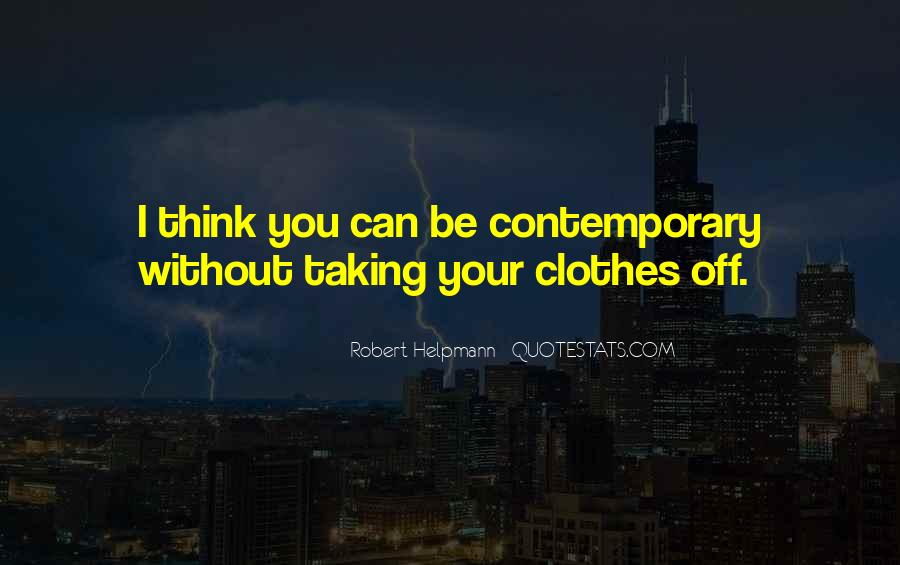 Robert Helpmann Quotes #1588725