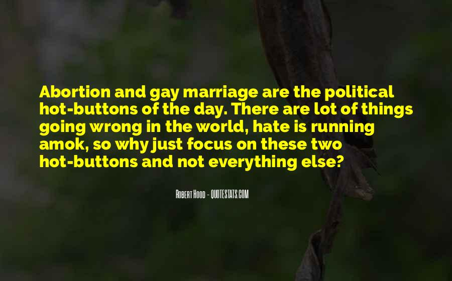Robert Hood Quotes #329679
