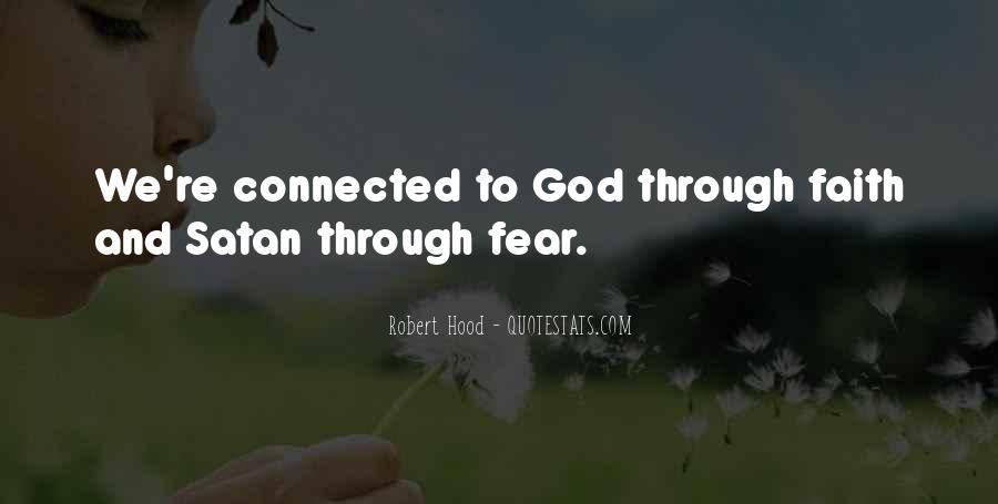 Robert Hood Quotes #985938