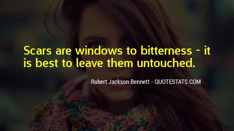 Robert Jackson Bennett Quotes #1029993