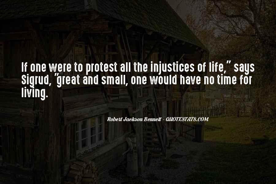 Robert Jackson Bennett Quotes #1077776