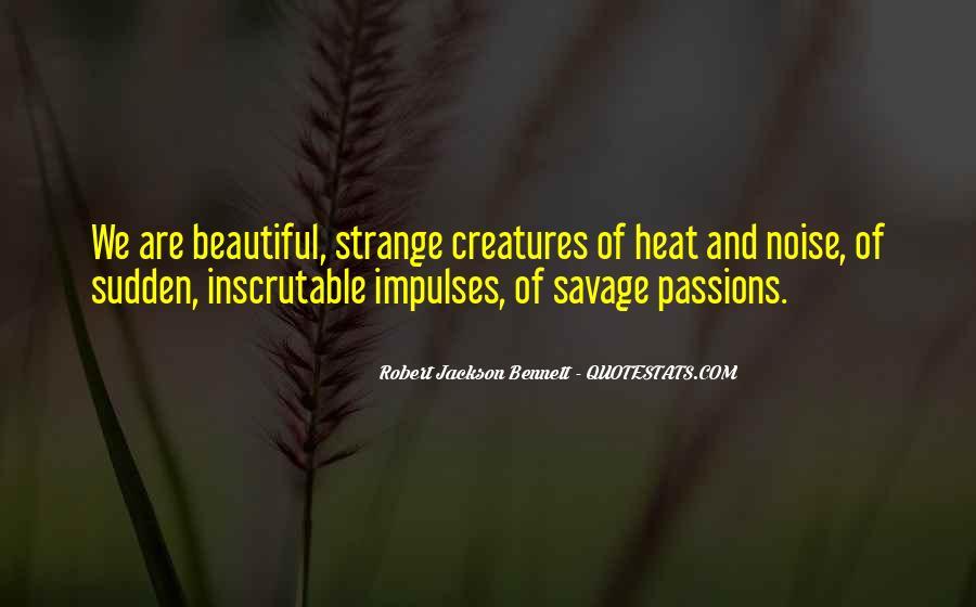 Robert Jackson Bennett Quotes #1299673