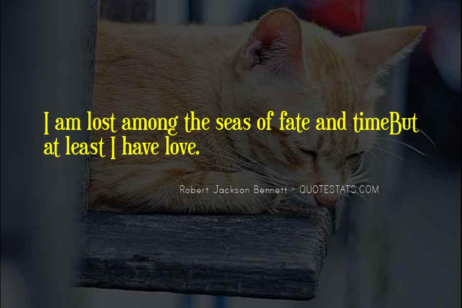 Robert Jackson Bennett Quotes #1383399