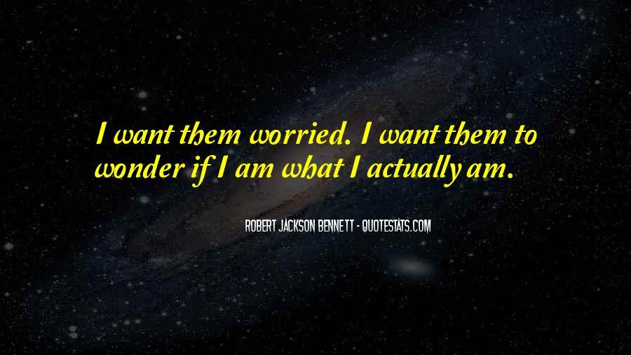 Robert Jackson Bennett Quotes #1434477