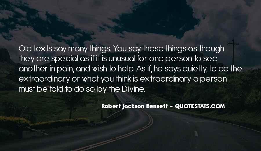 Robert Jackson Bennett Quotes #1440000