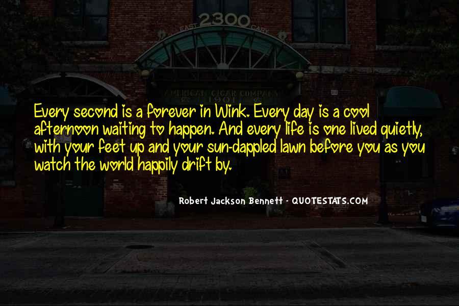Robert Jackson Bennett Quotes #1750411