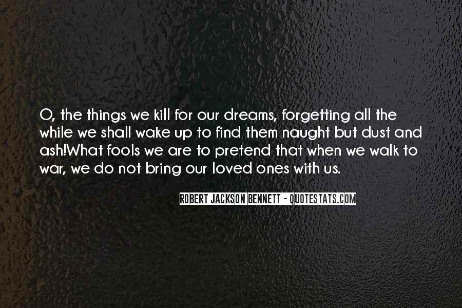Robert Jackson Bennett Quotes #1802480