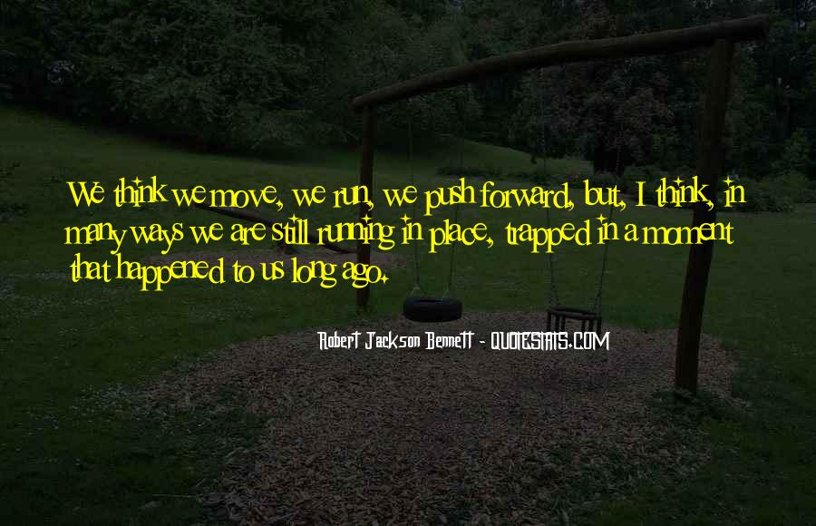 Robert Jackson Bennett Quotes #444901