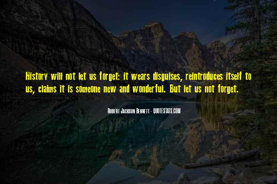 Robert Jackson Bennett Quotes #456551