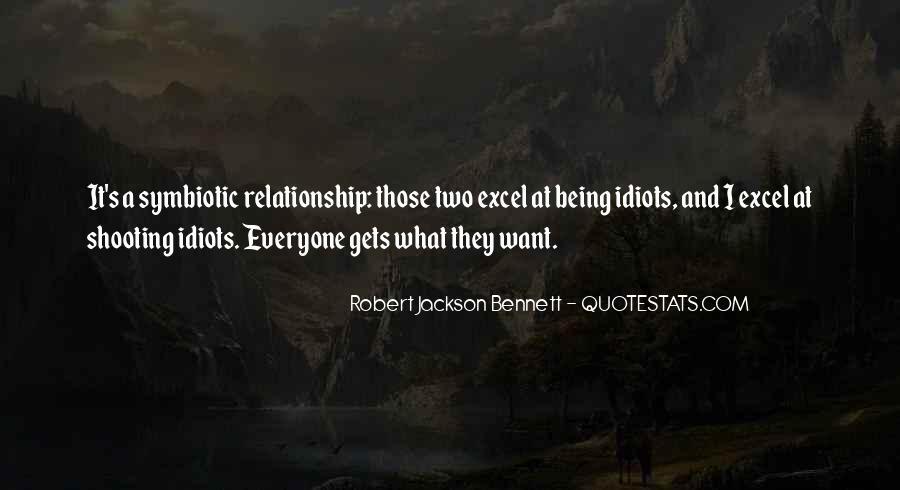 Robert Jackson Bennett Quotes #580224