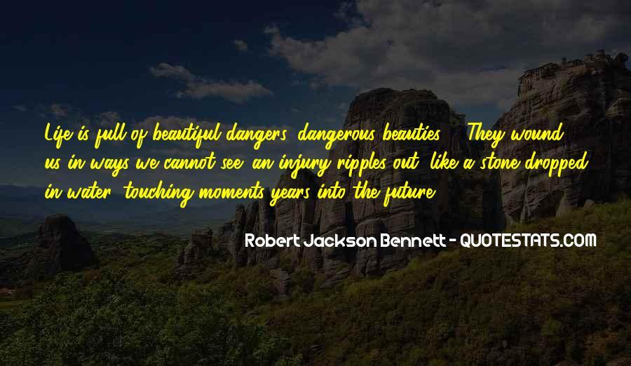 Robert Jackson Bennett Quotes #852055