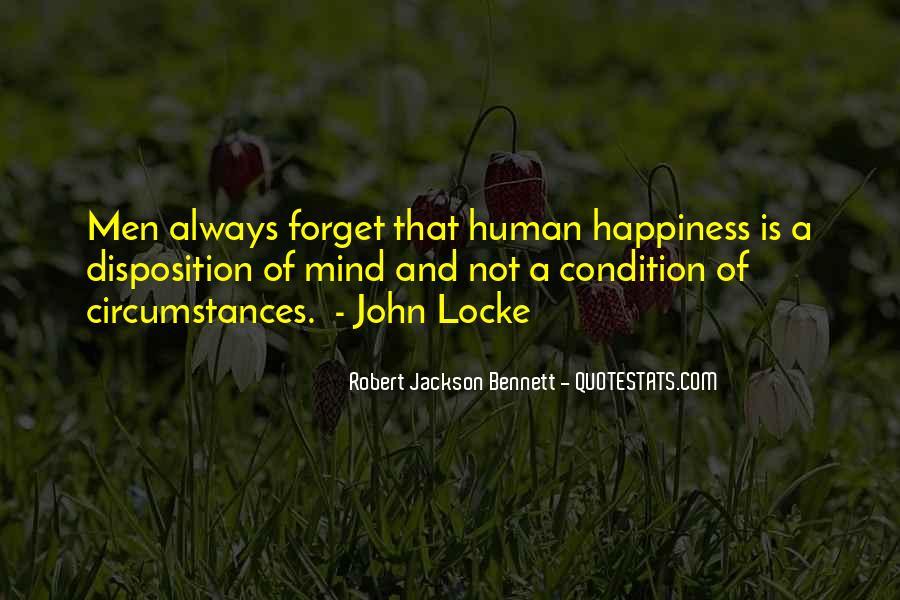 Robert Jackson Bennett Quotes #85225