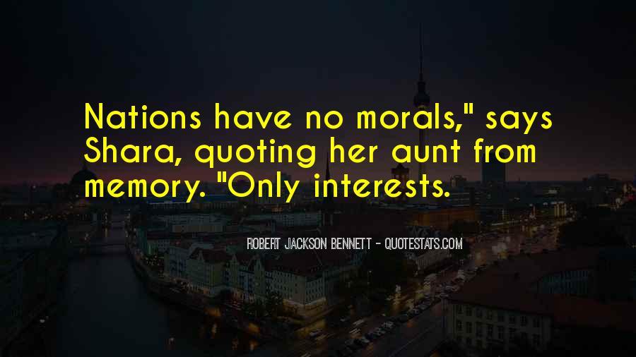 Robert Jackson Bennett Quotes #917765