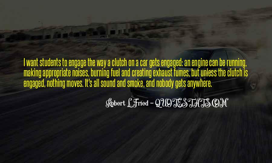 Robert L. Fried Quotes #1857987