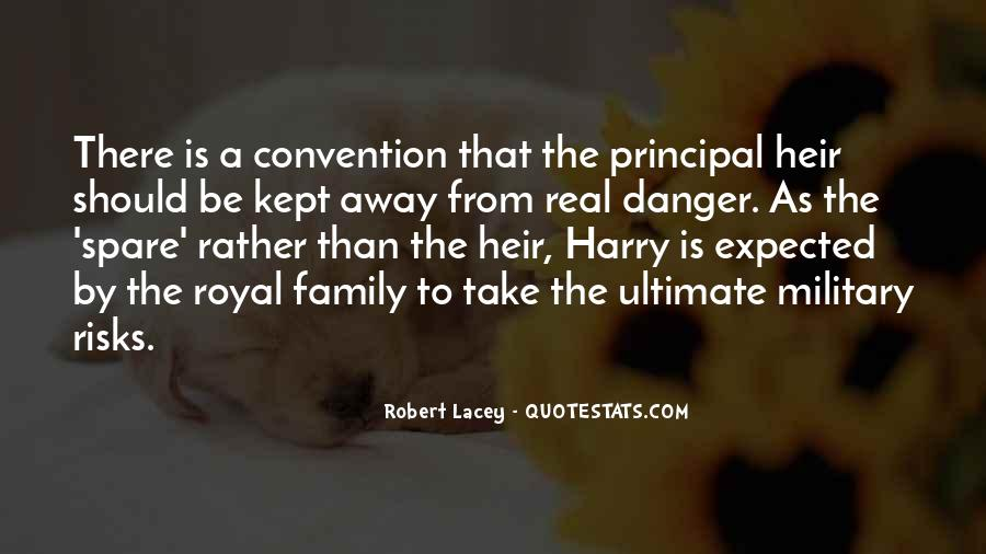 Robert Lacey Quotes #953852