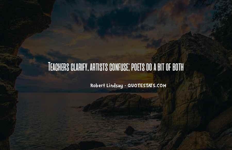 Robert Lindsay Quotes #1819239