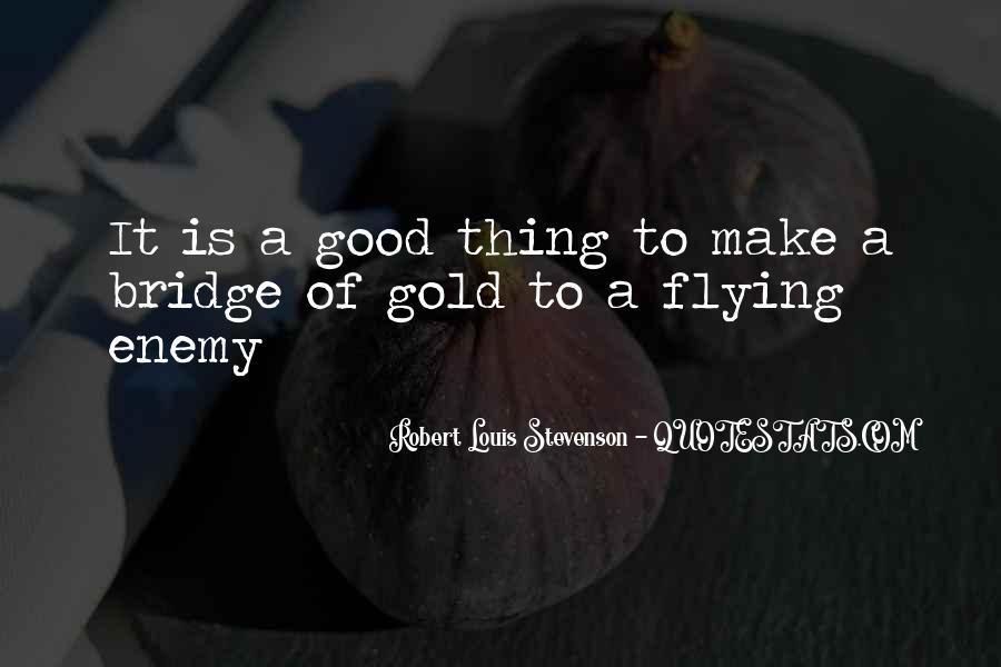 Robert Louis Stevenson Quotes #10193