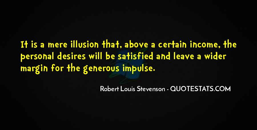 Robert Louis Stevenson Quotes #1109544