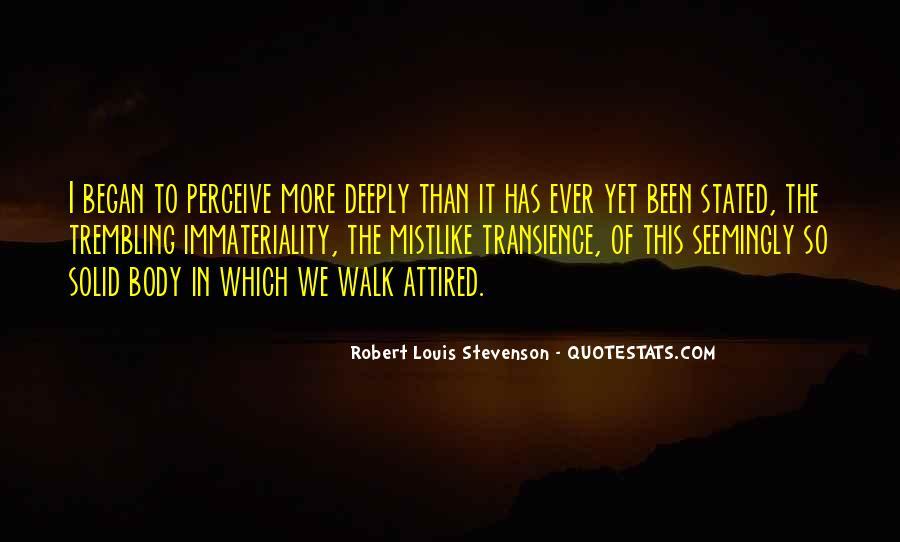 Robert Louis Stevenson Quotes #1193420