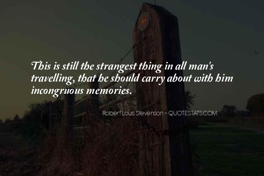 Robert Louis Stevenson Quotes #1197171