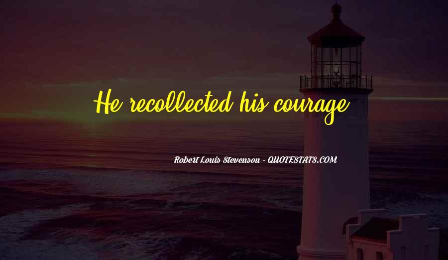 Robert Louis Stevenson Quotes #120854