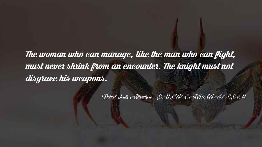 Robert Louis Stevenson Quotes #1259965