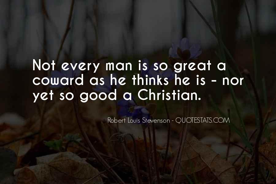 Robert Louis Stevenson Quotes #1351769
