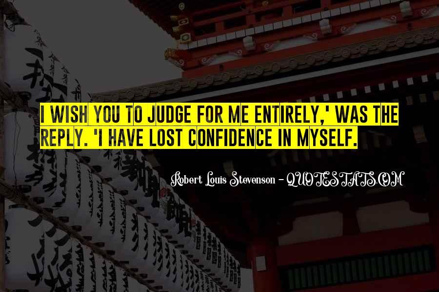 Robert Louis Stevenson Quotes #1563344