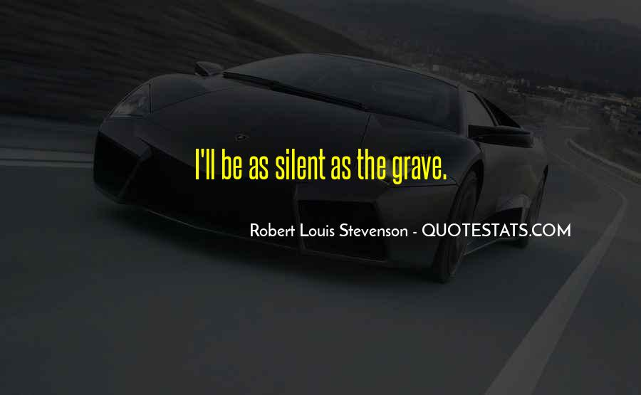 Robert Louis Stevenson Quotes #16442