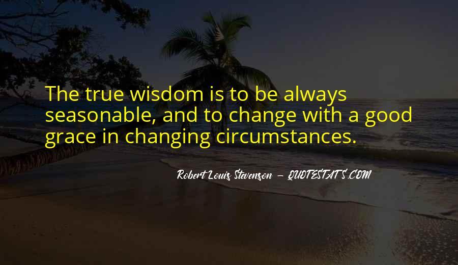Robert Louis Stevenson Quotes #1654450
