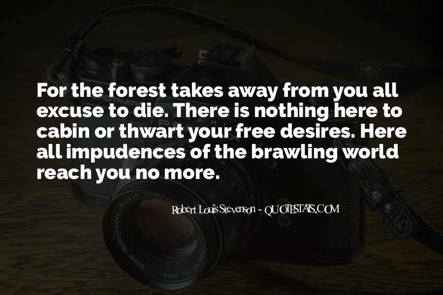 Robert Louis Stevenson Quotes #1676011