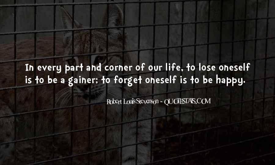 Robert Louis Stevenson Quotes #1724353