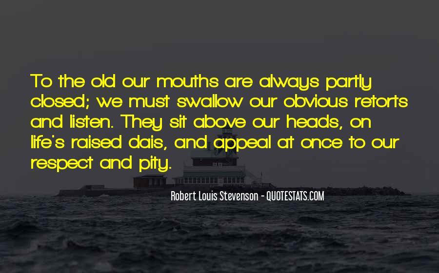 Robert Louis Stevenson Quotes #1782660