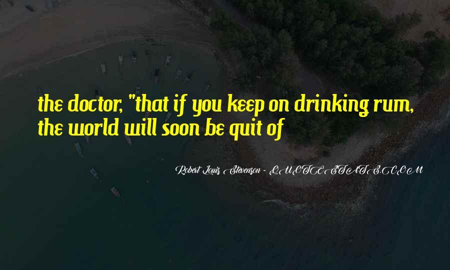 Robert Louis Stevenson Quotes #1867518