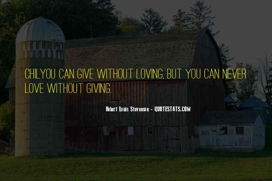 Robert Louis Stevenson Quotes #197114