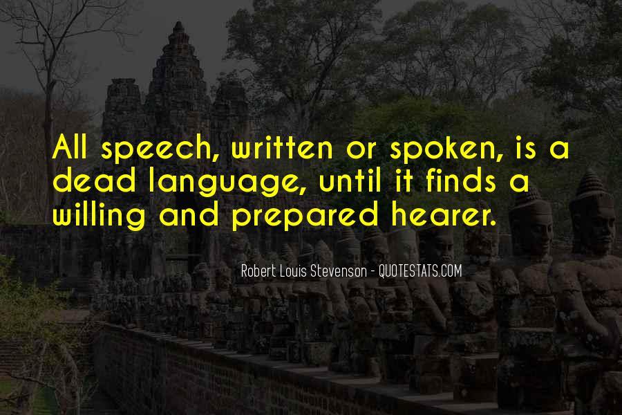 Robert Louis Stevenson Quotes #328656