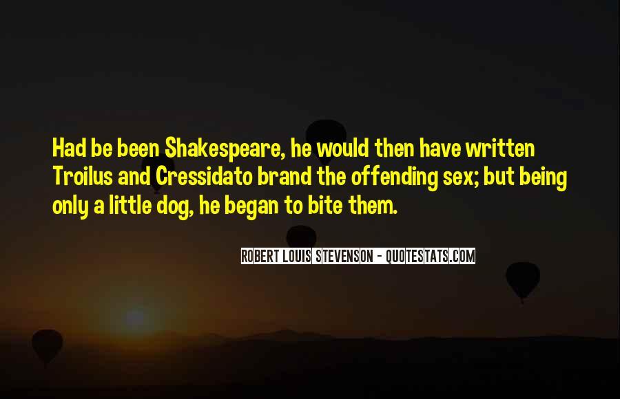 Robert Louis Stevenson Quotes #334556