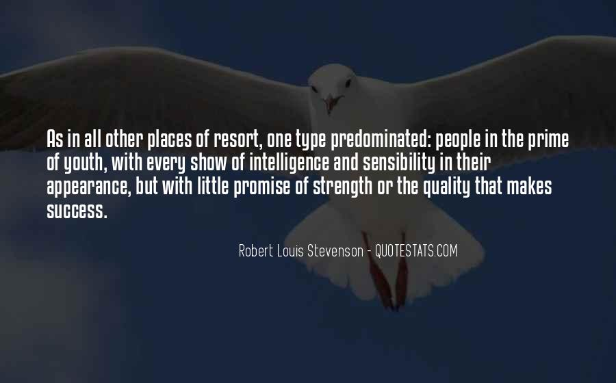 Robert Louis Stevenson Quotes #3879