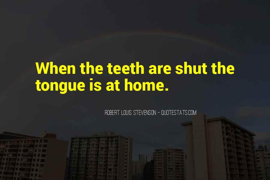 Robert Louis Stevenson Quotes #475944