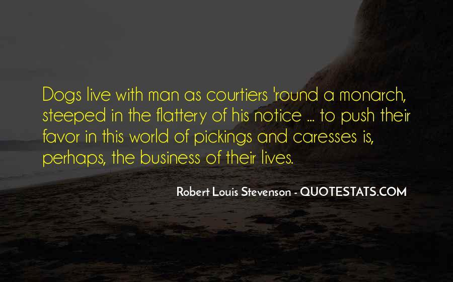 Robert Louis Stevenson Quotes #512190