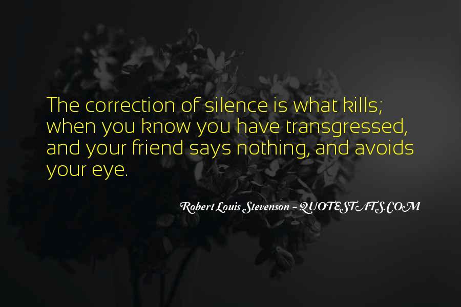 Robert Louis Stevenson Quotes #535664