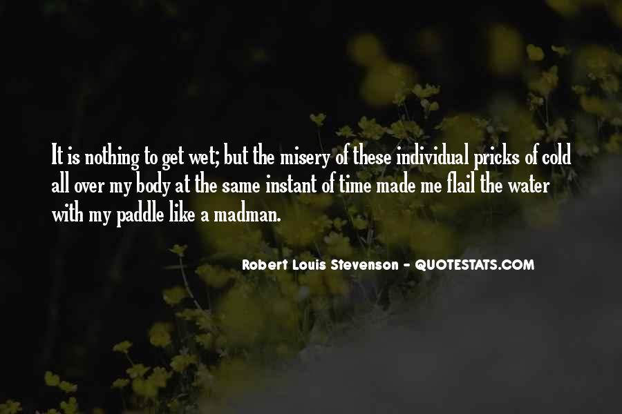 Robert Louis Stevenson Quotes #561195