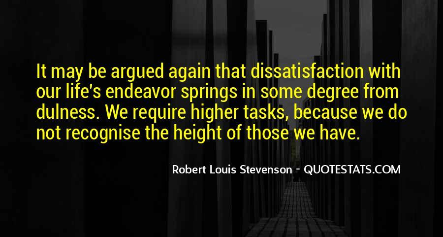 Robert Louis Stevenson Quotes #561282