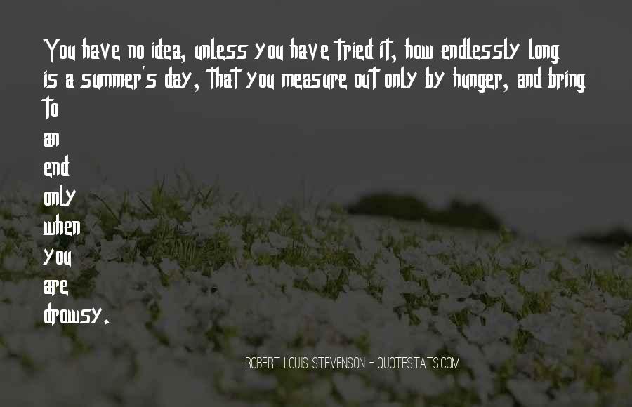 Robert Louis Stevenson Quotes #688641