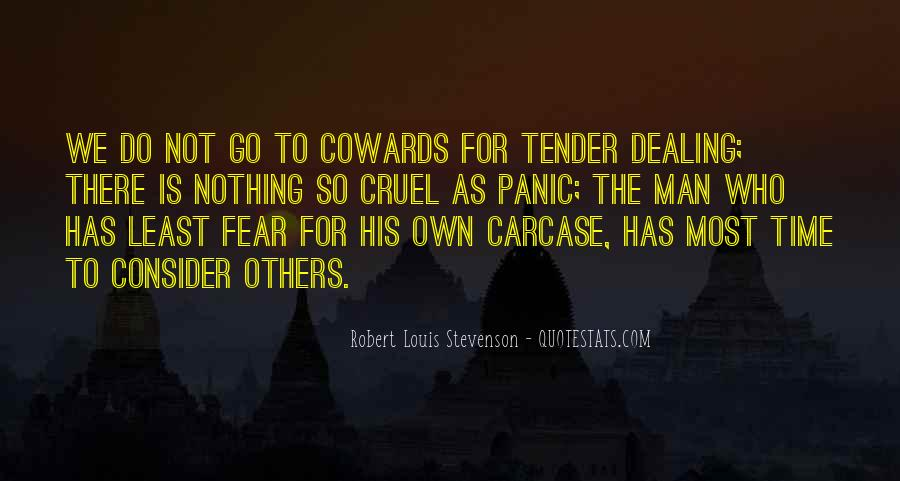 Robert Louis Stevenson Quotes #731276
