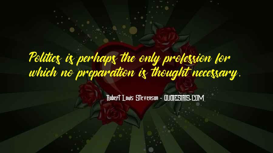 Robert Louis Stevenson Quotes #835766