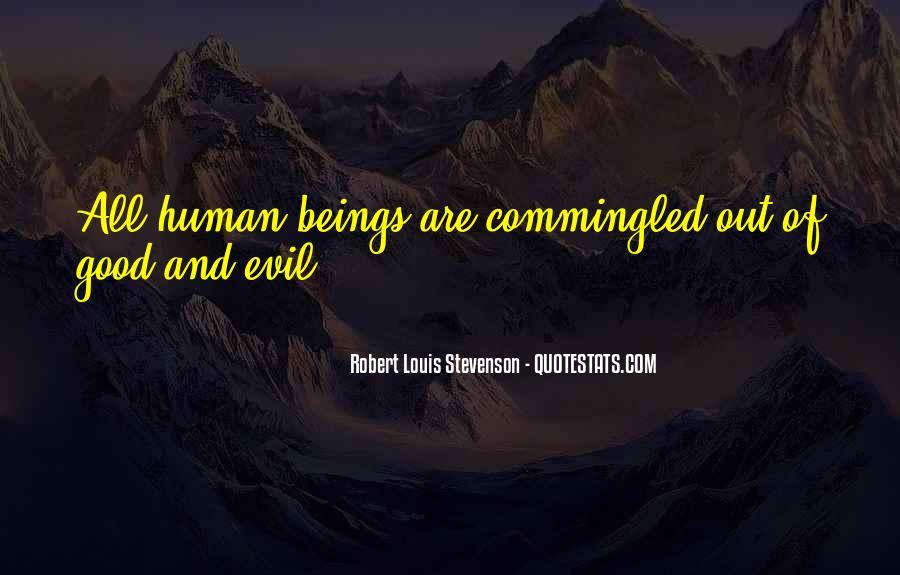 Robert Louis Stevenson Quotes #839524